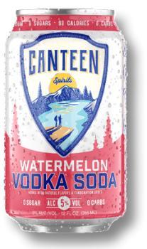 CANTEEN WATERMELON VODKA SODA