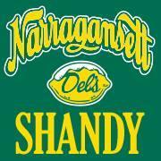 NARRAGANSETT DELS SHANDY