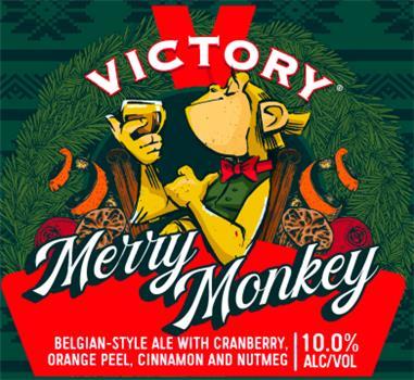 VICTORY MERRY MONKEY