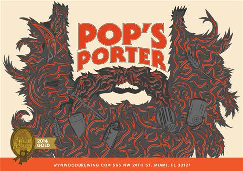 WYNWOOD POPS PORTER