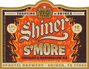 SHINER BIRTHDAY S'MORES