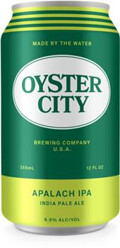 OYSTER CITY APALACH IPA