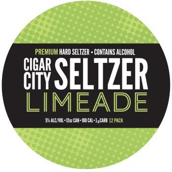 CIGAR CITY SELTZER LIMEADE MIXED PACK
