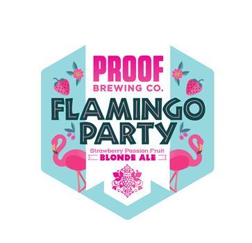 PROOF FLAMINGO PARTY