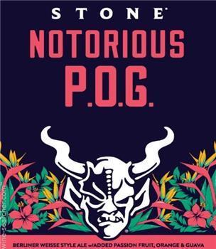 STONE NOTORIOUS P.O.G.