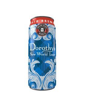 TOPPLING GOLIATH DOROTHY'S NEW WORLD LAGER