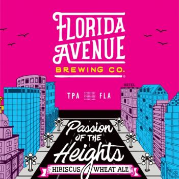 FLORIDA AVE PASSION OF THE HEIGHTS