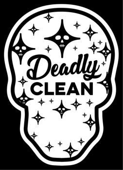 DEADLY CLEAN SANITIZER