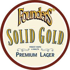 FOUNDERS SOLID GOLD