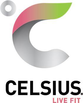 CELSIUS SPARKLING KIWI GUAVA