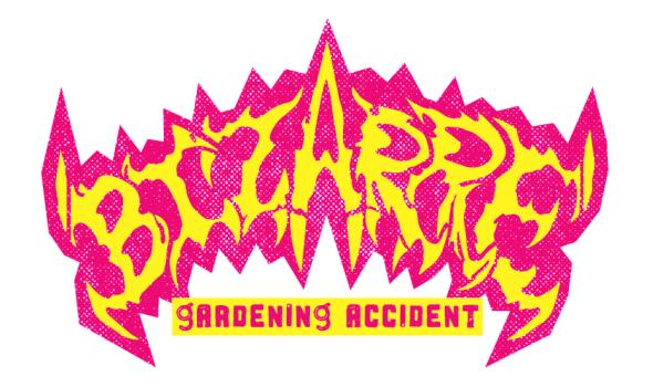 MOTORWORKS BIZARRE GARDENING ACCIDENT
