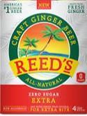 REED'S ZERO SUGAR