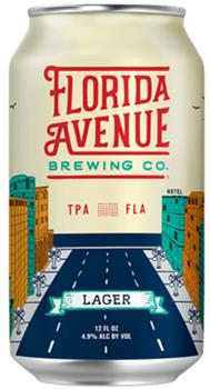 FLORIDA AVE LAGER