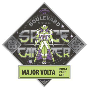 BOULEVARD SPACE CAMPER MAJOR VOLTA