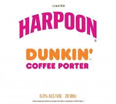 HARPOON DUNKIN PORTER