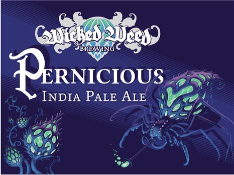 WICKED WEED PERNICIOUS IPA