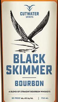 CUTWATER BLACK SKIMMER BOURBON
