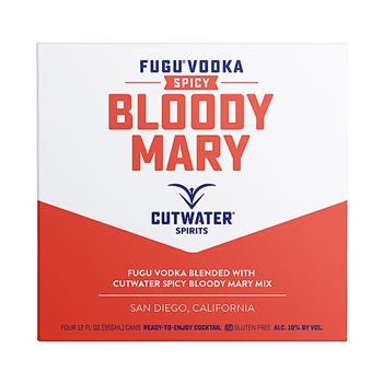 CUTWATER VODKA MILD BLOODY MARY