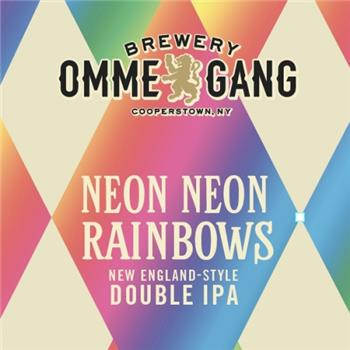 OMMEGANG NEON NEON RAINBOWS