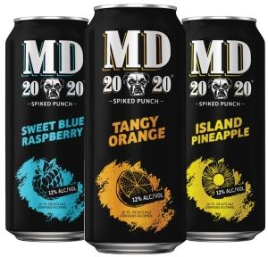 MD 20/20 SPIKED BLUE RASPBERRY