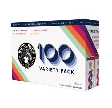 WOODCHUCK 100 VARIETY