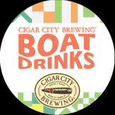 CIGAR CITY BOAT DRINKS