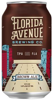 FLORIDA AVE BROWN ALE