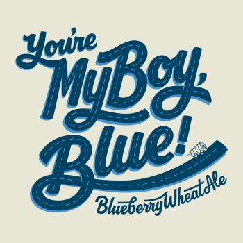 BREW BUS YOU'RE MY BOY BLUE