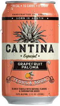 CANTINA GRAPEFRUIT PALOMA
