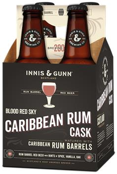 INNIS & GUNN BLOOD RED SKY RUM AGED