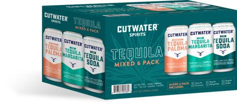 CUTWATER VARIETY PACK