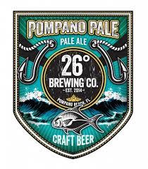 26 DEGREES POMPANO PALE ALE