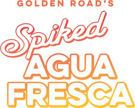 GOLDEN ROAD SPIKED AGUA FRESCA VARIETY