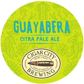 CIGAR CITY GUAYABERA