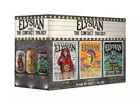 ELYSIAN CONTACT TRILOGY