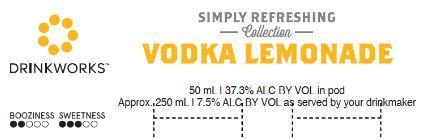 DRINKWORKS SIMPLY REFRESHING