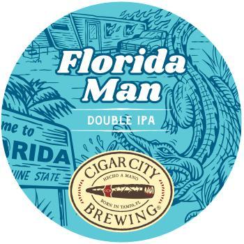 CIGAR CITY FLORIDA MAN