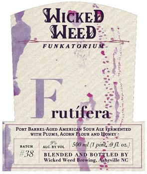 WICKED WEED FRUITIFERA