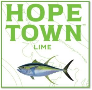 HOPE TOWN LIME VODKA