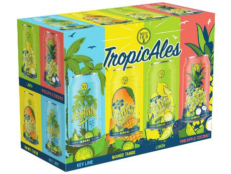 BREW HUB KEY BILLY TROPICALES VARIETY