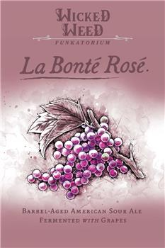 WICKED WEED LA BONTE ROSE
