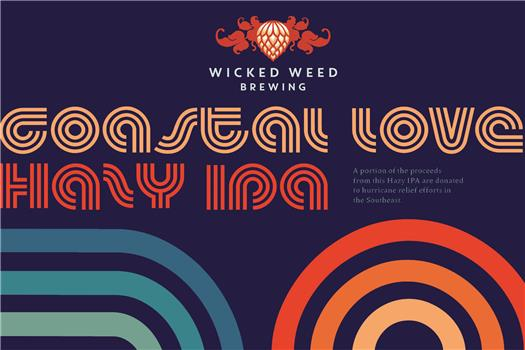 WICKED WEED COASTAL LOVE