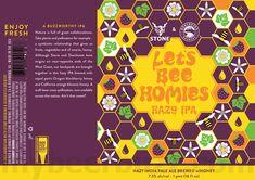 STONE LET'S BEE HOMIES