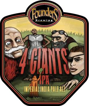 FOUNDERS 4 GIANTS