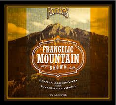 FOUNDERS FRANGELIC MOUNTAIN BROWN