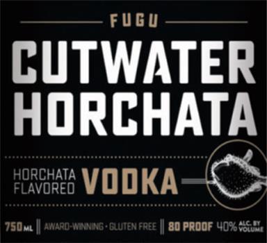 CUTWATER HORCHATA VODKA