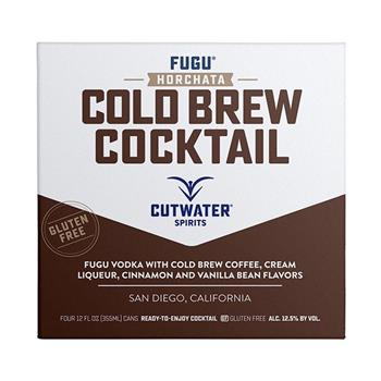 CUTWATER COLD BREW HORCHATA