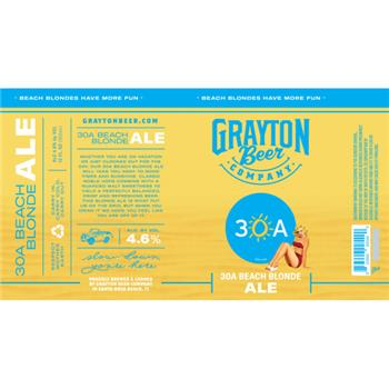 GRAYTON 30A BEACH BLONDE