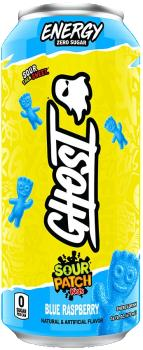 GHOST SOUR PATCH BLUE RASPBERRY