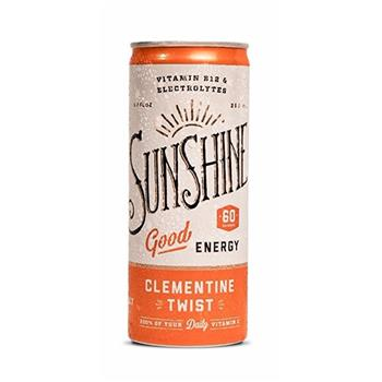 SUNSHINE CLEMENTINE TWIST